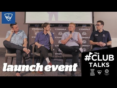 The Club Talks: Topgolf Launch Event