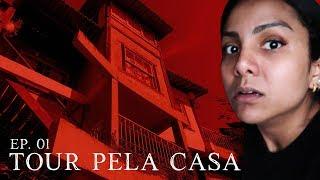 TOUR PELA CASA | A Casa Mal Assombrada #SintaOMedo
