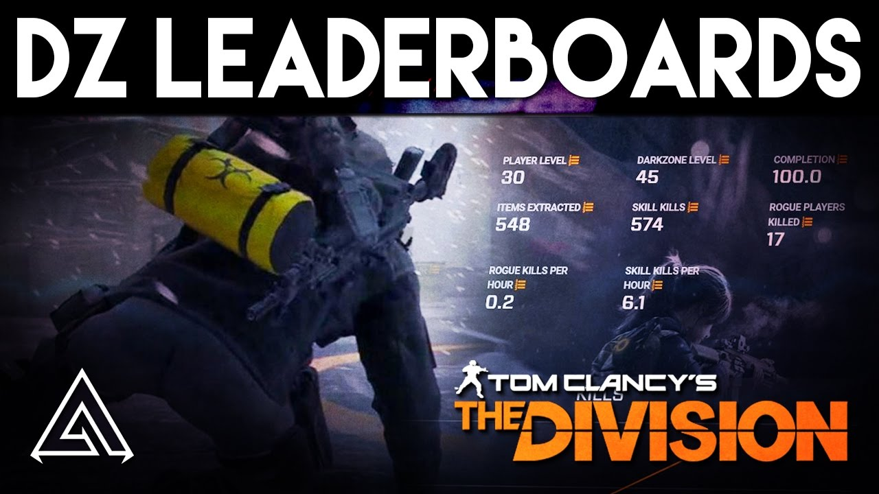 The Division Dark Zone Leaderboards Ps4 Pro Patch 16 Loop Kartini Sony Playstation 4 Tom Clancys Ghost Recon Wildlands Youtube