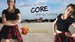 """Rotten To The Core"" dance tutorial 