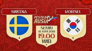 Download Video Jadwal Siaran Langsung Pertandingan Piala Dunia 2018, Senin 18 Juni MP3 3GP MP4