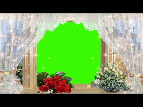 Full HD Wedding Background Video Effects | Welcome Background | DMX HD BG 204 thumbnail