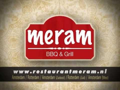 Restaurant Meram Amsterdam West