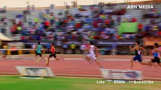 Junior Boys 400m Run Final - Federation Cup National Athletics Championships 2018