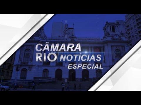 Câmara Rio Notícias - Edição 417 - Diarista Legal - 27.10.2018