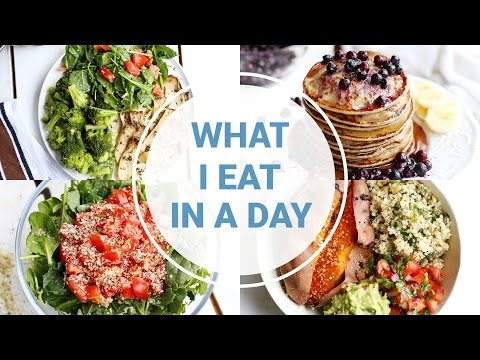 What I Eat In A Day – SPRING   HEALTHY VEGAN RECIPES