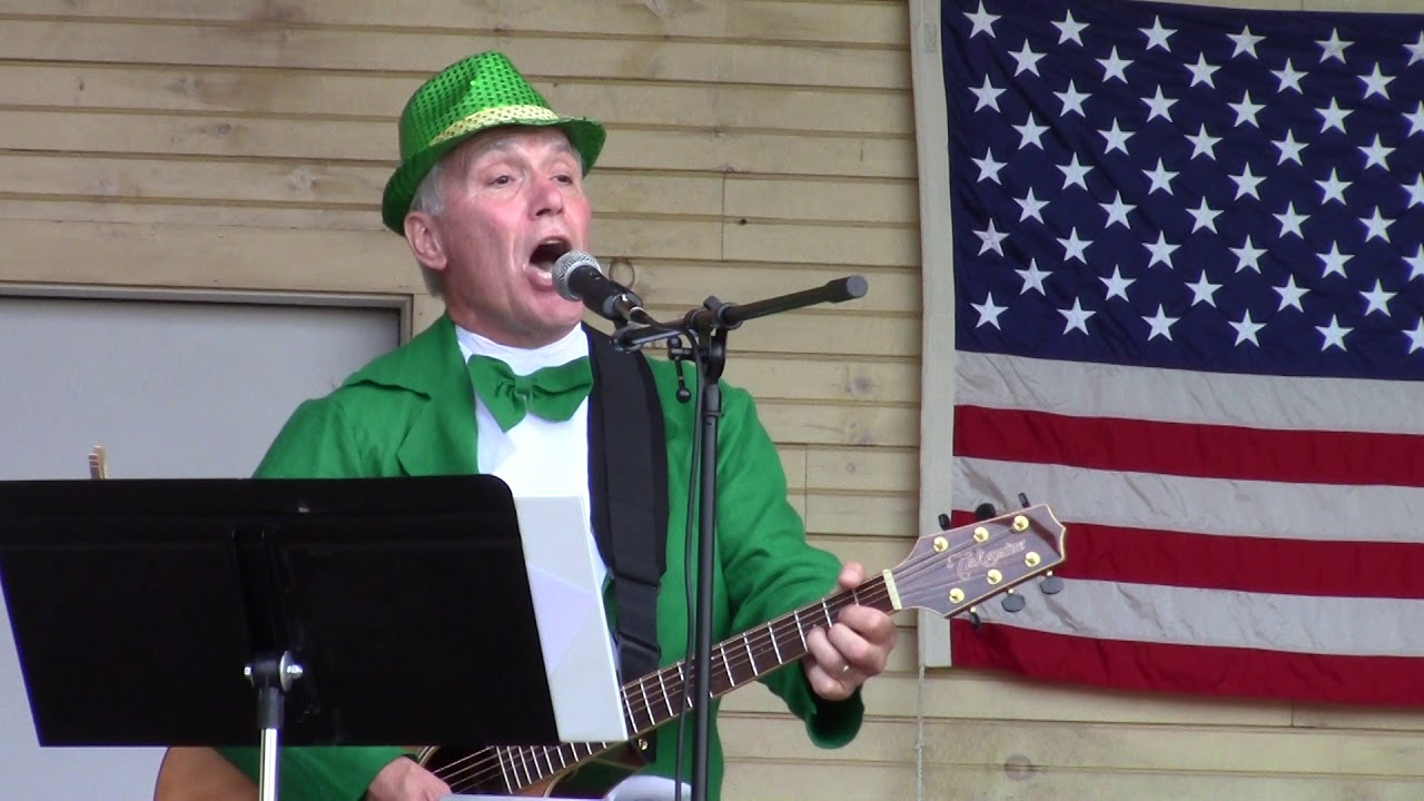 Mitch Willette & Irish Dancers  7-19-18