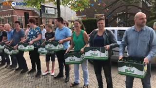 Krattenpolka in Vlagtwedde (RECORD!!) | RTV Noord