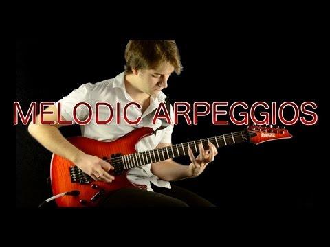 MELODIC ARPEGGIOS   DIEGO BUDICIN