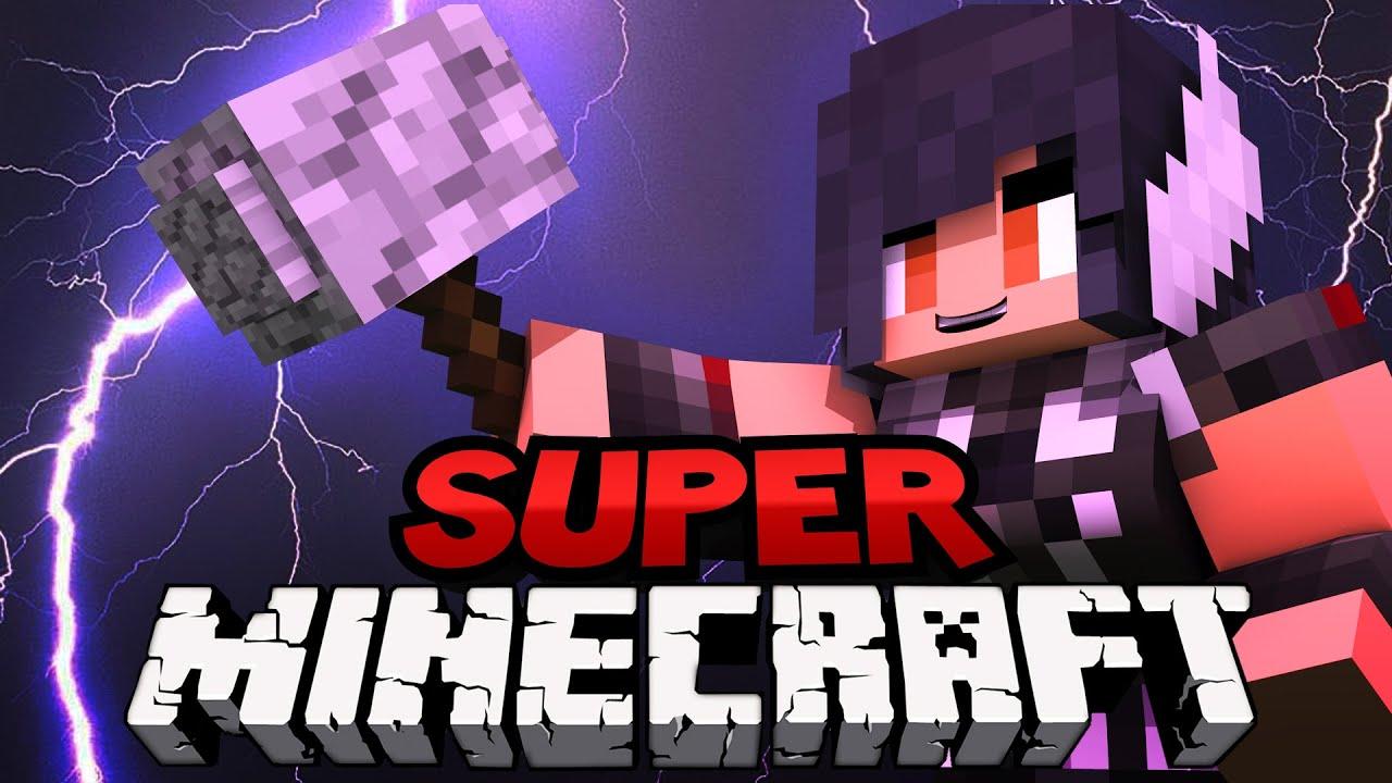 super minecraft heroes ep 22 i am thor youtube