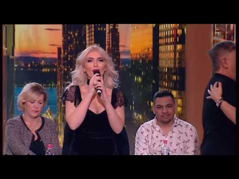 Nikolina Kovac - Evo zima ce - (LIVE) - HH - (TV Grand 26.01.2017.)