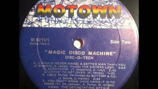 Magic Disco Machine - (I Could Never Make) A Better Man Than You