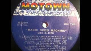 Magic Disco Machine - (I Could Never Make) A Better Man Than You