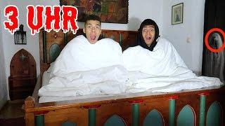 3 UHR NACHTS IM GRUSELIGSTEN HOTEL DEUTSCHLANDS !!! | Kelvin und Marvin