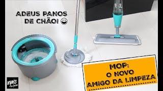 ADEUS PANOS DE CHÃO! 2 MOPS DE LIMPEZA PARA FACILITAR A VIDA! | Organize sem Frescuras!