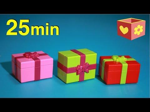 Surprise toys | Bellboxes | Combilation | Educational video