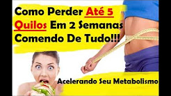 O que fazer para emagrecer DIETA - Dr.  Lair Ribeiro