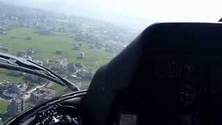 Let helikopterom prema Lukli