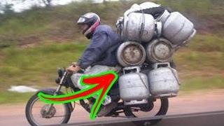 Os Tombos de Moto mais Engraçado do Youtube HD