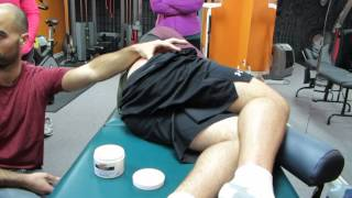 how to treat the piriformis and psoas muscle with iastm and the myofascial blade