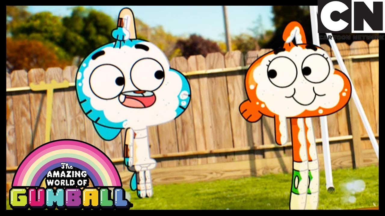 Ekip   Gumball Türkçe   Çizgi film   Cartoon Network Türkiye