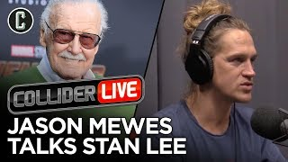 Jason Mewes Talks about Directing Stan Lee