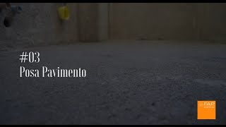 FAP ceramiche - Come ottenere  un Bagno Perfetto. Capitolo 3: posa del pavimento(, 2016-06-16T14:46:21.000Z)