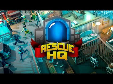 Rescue HQ - The Tycoon |