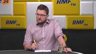 Zgorzelski: Stworzyliśmy racjonalne centrum, żeby Polacy nie mieli możliwości wyboru mniejszego zła