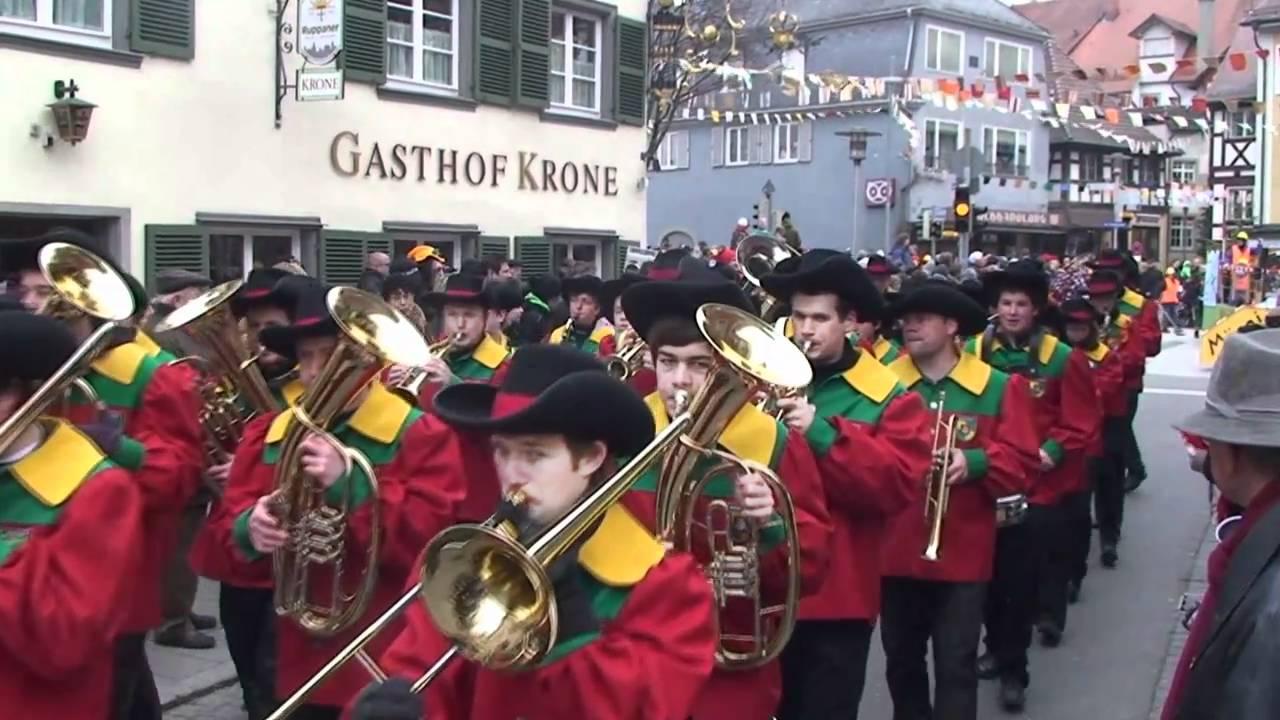 närrisches großer umzug markdorf 2011 teil 3 von 4 parade