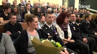 Onderscheidingen voor brandweervrijwilligers