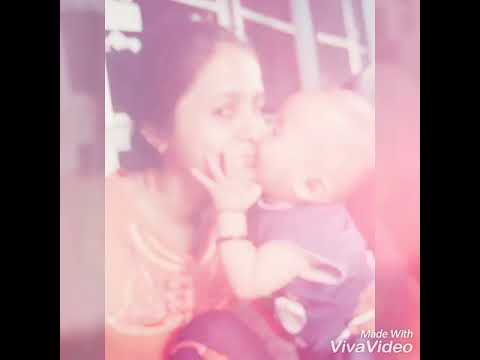 cute baby vedio with & without music self song