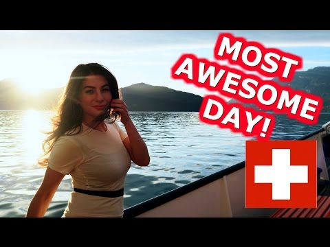 MOST AWESOME DAY IN LUCERNE! - TRAVEL VLOG 357 SWITZERLAND | ENTERPRISEME TV