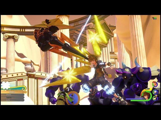 Kingdom Hearts III - Orchestra - Trailer E3 2017