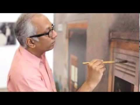 Atul Dodiya – 'Painting Can Be a Tool Against Injustice' | Studio Visit