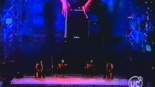 JOAQUIN CORTES  # 1 BAILARIN DE FLAMENCO EN EL FESTIVAL DE VIÑA 2001