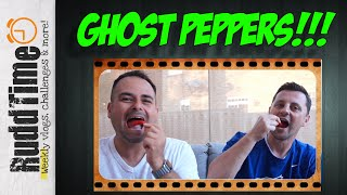 the ghost pepper