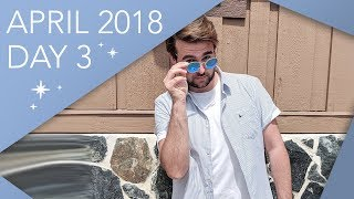 Video NEW! Walt Disney World Vlog   Day 3   Resort Tours & Dessert Cruise   April 2018   Adam Hattan download MP3, 3GP, MP4, WEBM, AVI, FLV Mei 2018