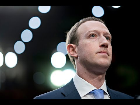 Facebook's CEO Mark Zuckerberg Testimony | Day 2