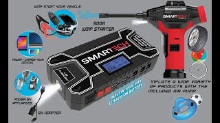 Smartech TECH 5000P Power Kit As Seen On TV commercial