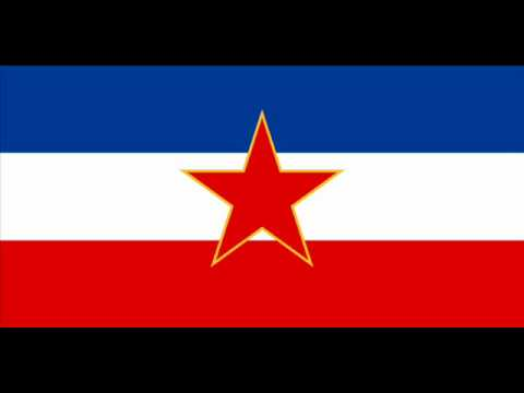 National anthem of SFR Yugoslavia 1943-1992 The last Official Instrumental version