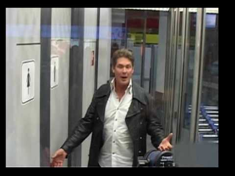 David Hasselhoff- Sehr rares Lied- Not a day goes by (Knight Rider Zeit)