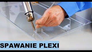 Video: Spawarka do plastiku Bosite-S moto