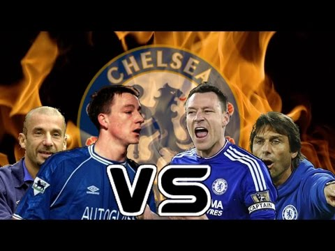 CHELSEA 98/99 V CHELSEA 16/17 - THE JOHN TERRY SPECIAL (Football Manager 2017)