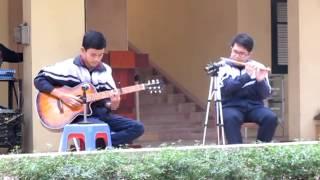 Nhật kí của mẹ ( sáo & guitar) Thpt Dương Xá 2013