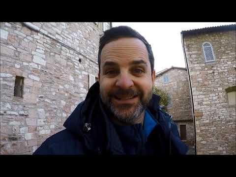 San Quirico Poor Clare Monastery and Assisi Underground