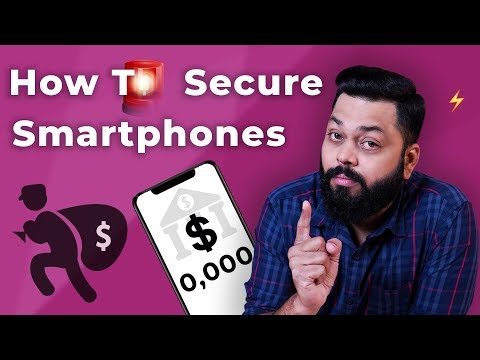 How to Secure Your Android Smartphone ⚡ 5 *MUST KNOW* Security Steps…