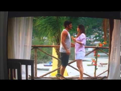 Novela Flor Do Caribe-Juliano & Natália