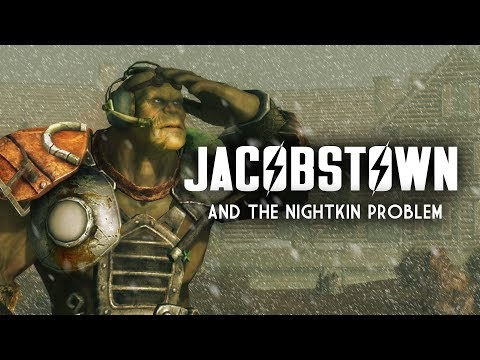 Jacobstown, Marcus, and the Nightkin Problem - Fallout New Vegas Lore