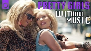 PRETTY GIRLS - Britney Spears ft. Iggy Azalea (House of Halo #WITHOUTMUSIC parody)